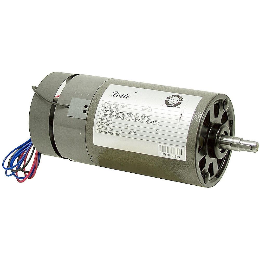 3 hp leili treadmill motor l 318100 special purpose dc for Electric motor cost calculator