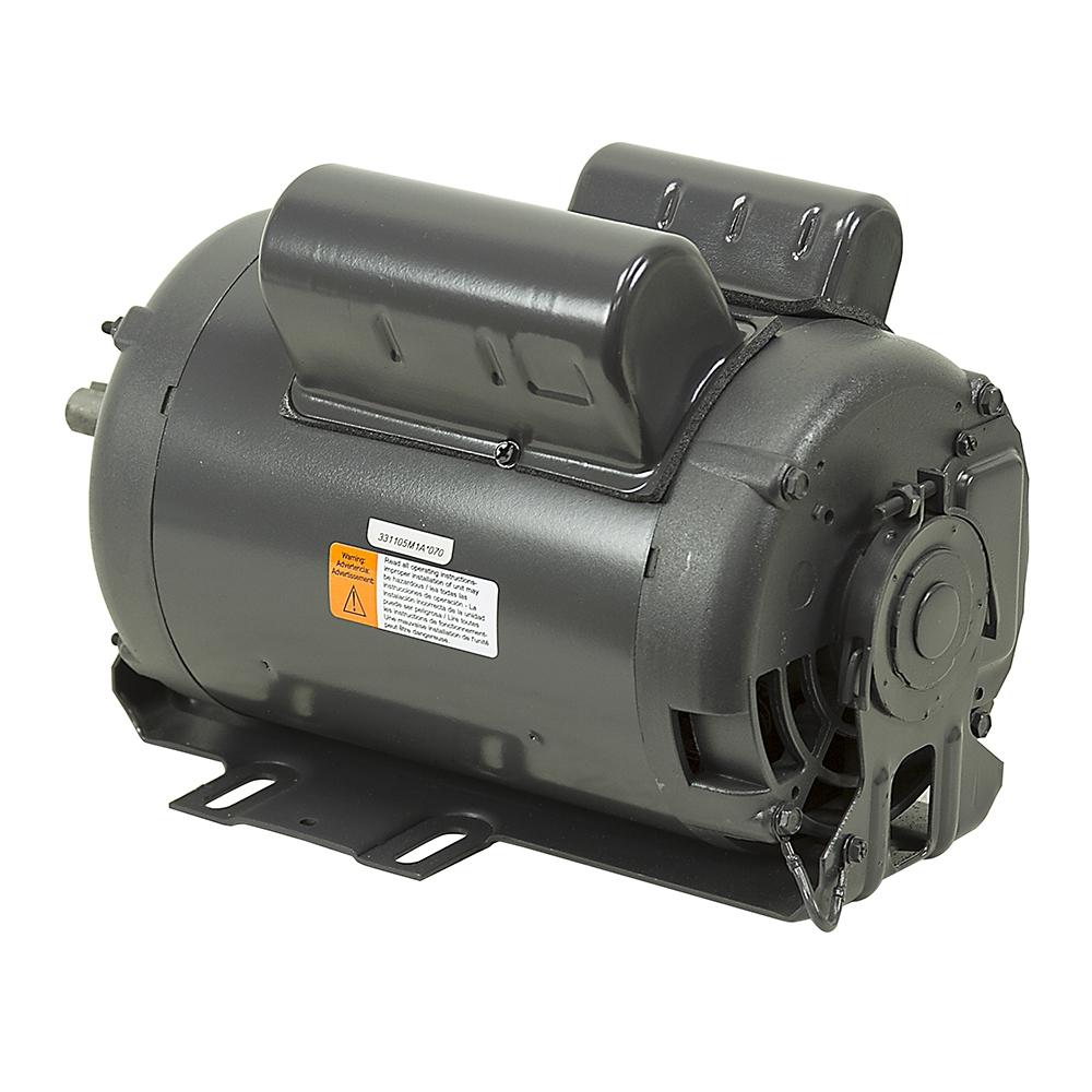 3 4 hp 115 230 vac 1140 rpm motor dayton k56aa82a01 ac for Who makes dayton motors