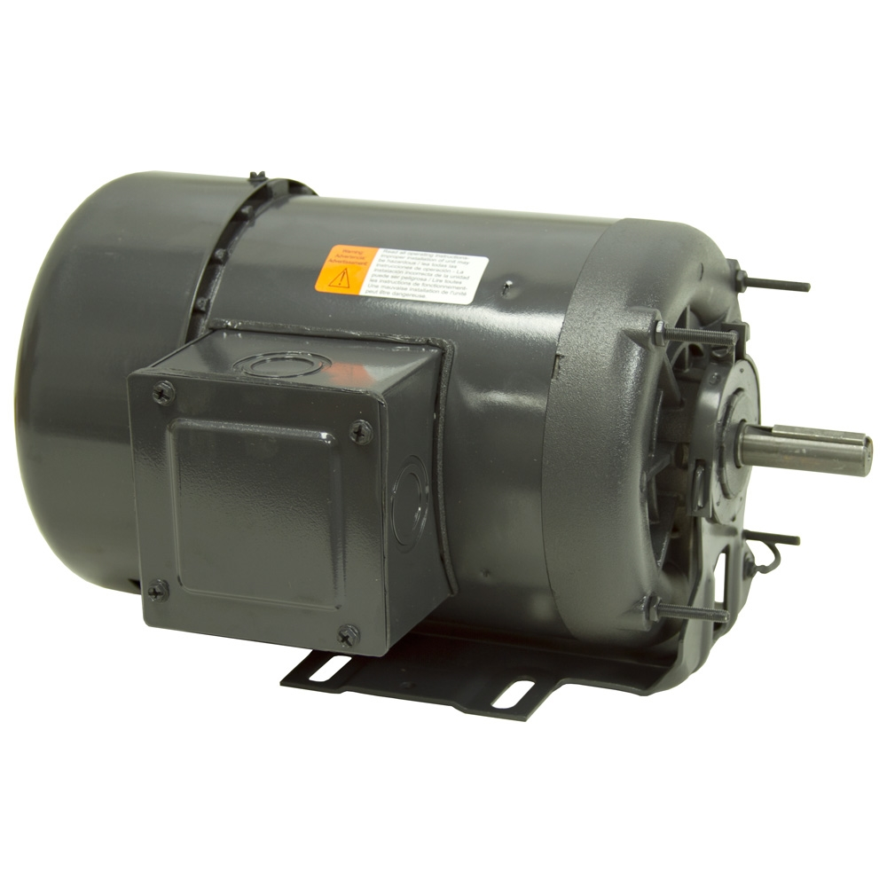 1 4 Hp 1140 Rpm 115 230 Volt Ac Motor Dayton 6xj14ba Ac Motors Base Mount Ac Motors
