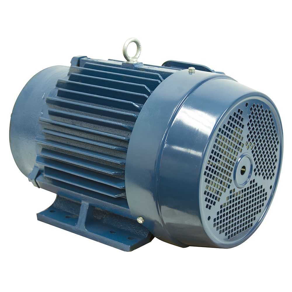 7.5 HP 230/460 Volt AC 3Ph 3500 RPM Motor Century TCP71006 | 3 Phase ...