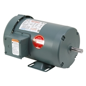 1-1/2 HP 1800 RPM 230/460 Volt AC 3Ph 56 Leeson Motor