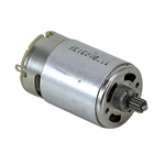 24 Volt DC 1120 RPM DCM-1008 Motor With Gear