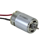 24 Volt DC 1120 RPM DCA-1008 Motor With Connector