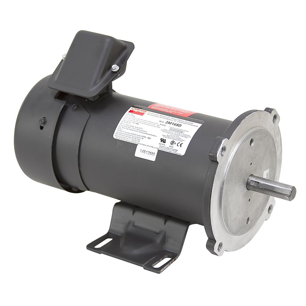 1 2 hp 90 volt dc motor dc motors face mount dc motors for Electric motor cost calculator