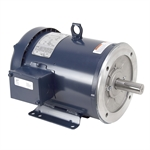 3 HP 1770 RPM 230/460 Volt 3Ph Marathon Motor