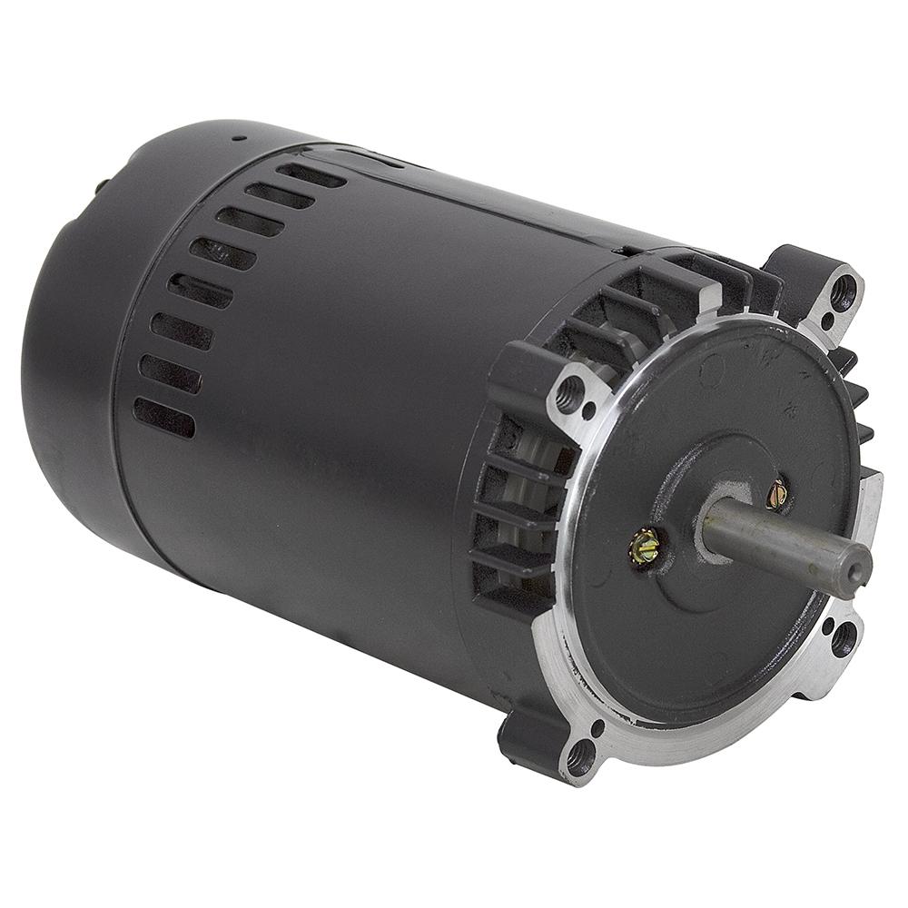 1 Hp 3600 Rpm 115  230 Volt Ac Ao Smith Electric Motor