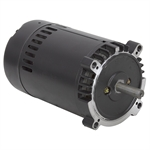 1 HP 3600 RPM 115/230 Volt AC AO Smith Electric Motor