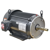 10 HP 3510 RPM 208-230/460 VAC 3PH US Motors Motor