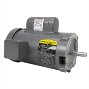 3/4 HP 3450 RPM 115/230 Volt AC Baldor Electric Motor