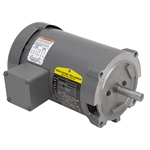 1/2 HP 3450 RPM 230/460 Volt AC Baldor Electric Motor