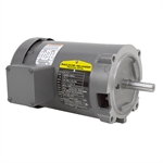 1 HP 3450 RPM 230/460 Volt AC Baldor Electric Motor