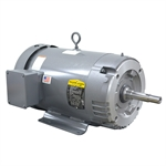 15 HP 3450 RPM 208-230/460 VAC 3PH Baldor Motor
