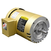 1/2 HP 3450 RPM 208-230/460 Volt AC 3PH  Baldor Motor