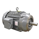 15 HP 3500 RPM 200 Volt AC  3PH Baldor Motor