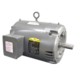 7.5 HP 3450 RPM 200 Volt AC  3PH Baldor Motor