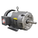 15 HP 3450 RPM 208-230/460 Volt AC Baldor Electric Motor