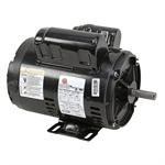 2 HP 3450 RPM 115/230 Volt AC Air Compressor Motor US Motors T63BXBPM-1039