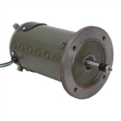 1/2 HP 2500 RPM 180 Volt DC TURDAN Electric Motor