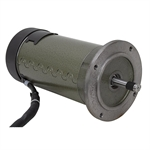1 HP 2500 RPM 90 Volt DC TURDAN Electric Motor