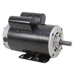 5 HP 230 VAC 3450 RPM Marathon Air Compressor Motor