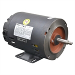 1 HP 3465 RPM 208-230/460 VAC 3Ph WEG Motor