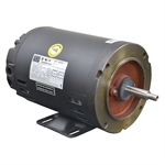 2 HP 3460 RPM 208-230/460 VAC 3Ph WEG Motor