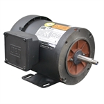 1/2 HP 3460 RPM 208-230/460 VAC 3Ph WEG Motor TE01C040J00001007