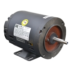 1/2 HP 3475 RPM 208-230/460 VAC 3Ph WEG Motor