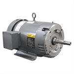 10/7.5 HP 3490 RPM 230/460 VAC 3Ph Baldor Motor 37M031R210H2