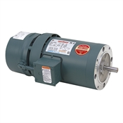 1 HP 1760 RPM 208-230/460 Volt AC 3Ph Leeson Brake Motor 119564.00