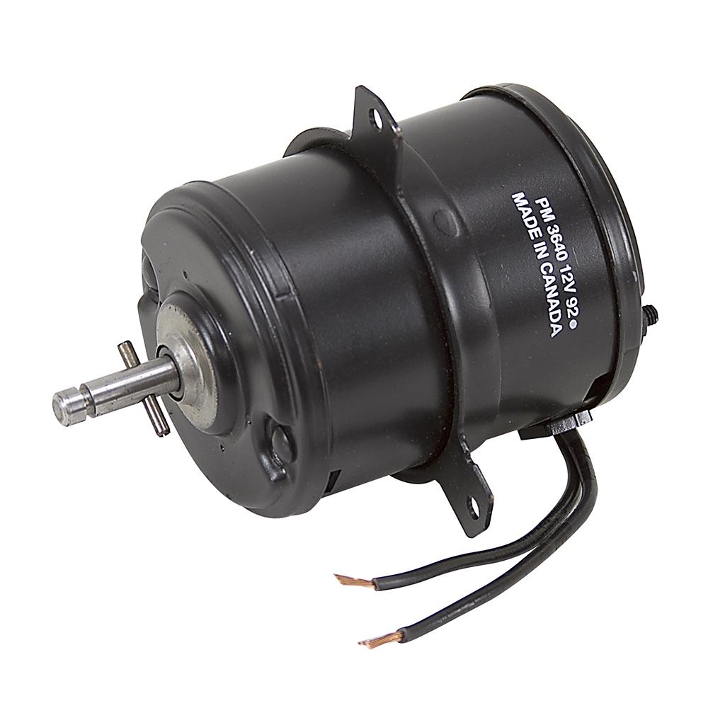 12 Vdc 2390 Rpm Wilson Fan Motor Pm3640 Dc Fan Motors