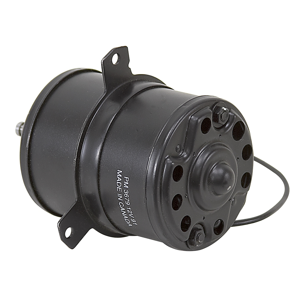 12 Vdc 2700 Rpm Wilson Fan Motor 93 38 1256 Dc Fan