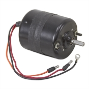 12 Volt DC 4760/7500 RPM 2-Speed Fan Motor FHP 5762F