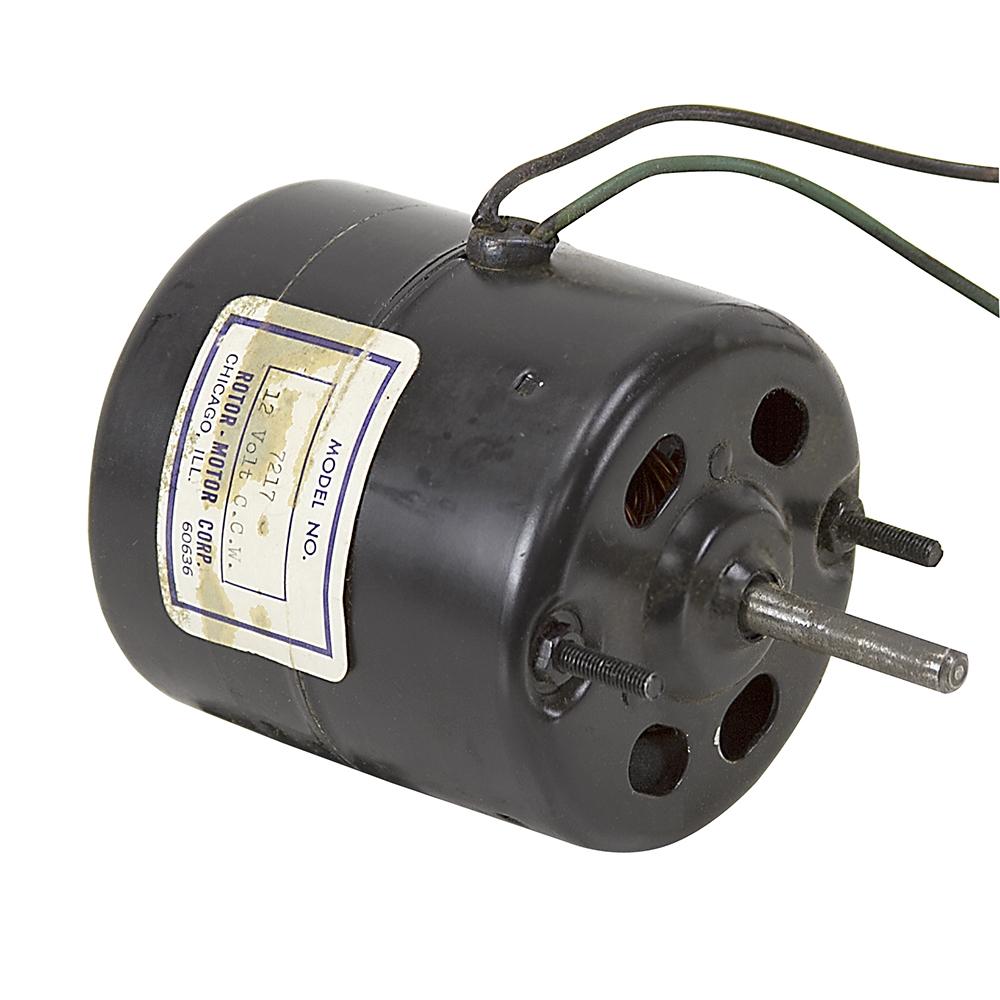 12 Vdc 7325 Rpm Fan Motor Rotor Motor Corporation 7217 Dc Fan Motors Dc Motors Electrical