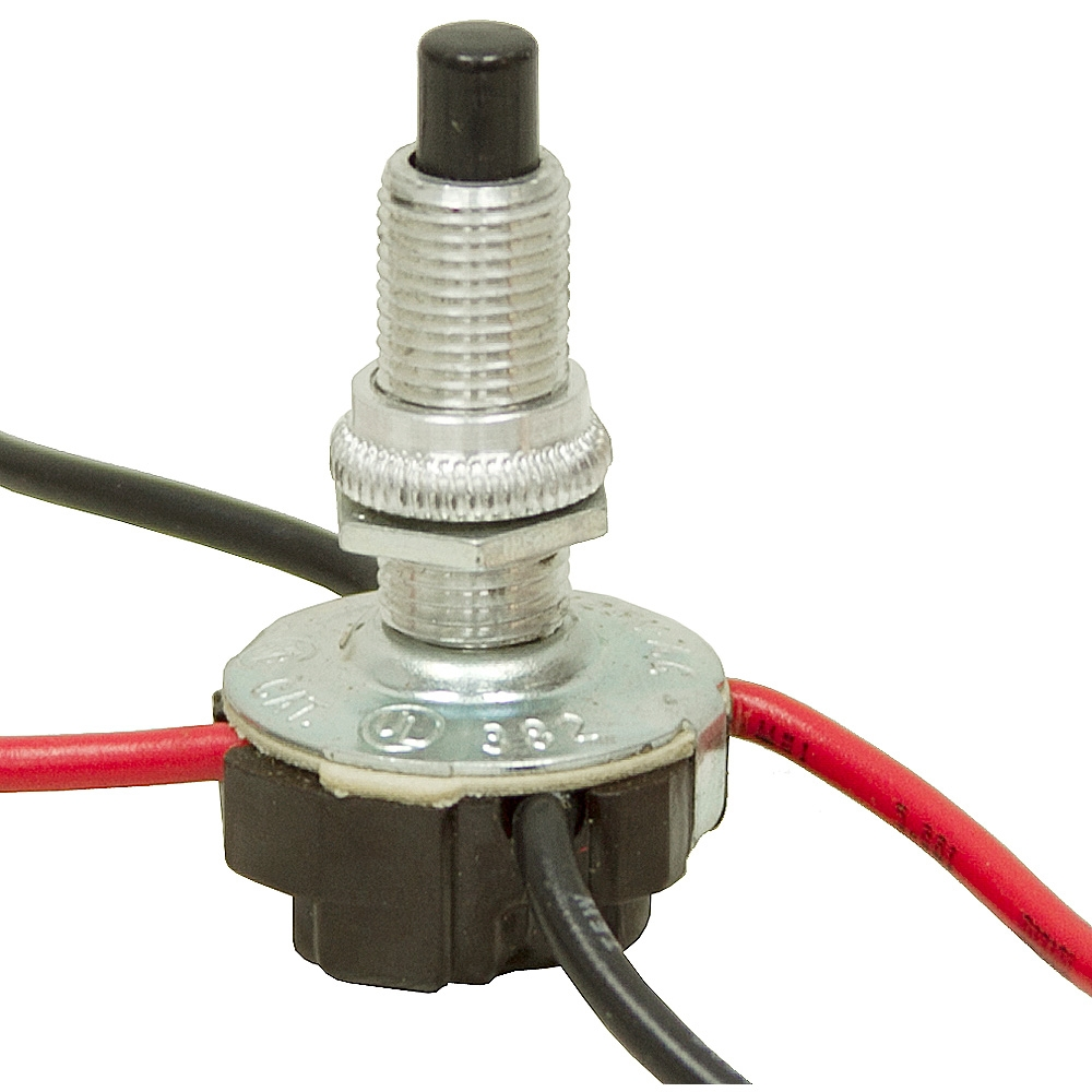 Flourescent Lamp Pushbutton Switch Leviton 328
