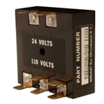 24 VAC SPST 1.2 AMP RELAY TIME DELAY RELAY