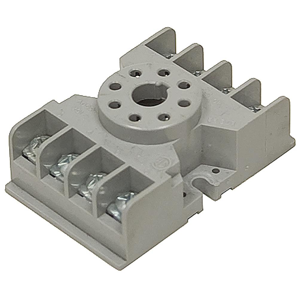 8 Pin Relay Base | AC Relays Contactors & Solenoids ...