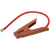Red Battery Clamp
