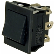 DPDT-CO 16 Amp 125 Volt AC Maintained Rocker Switch