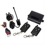 12 Volt DC 3 Channel Wireless Remote Control