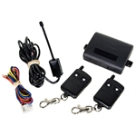 12 VDC 2 CHANNEL WIRELESS REMOTE CONTROL