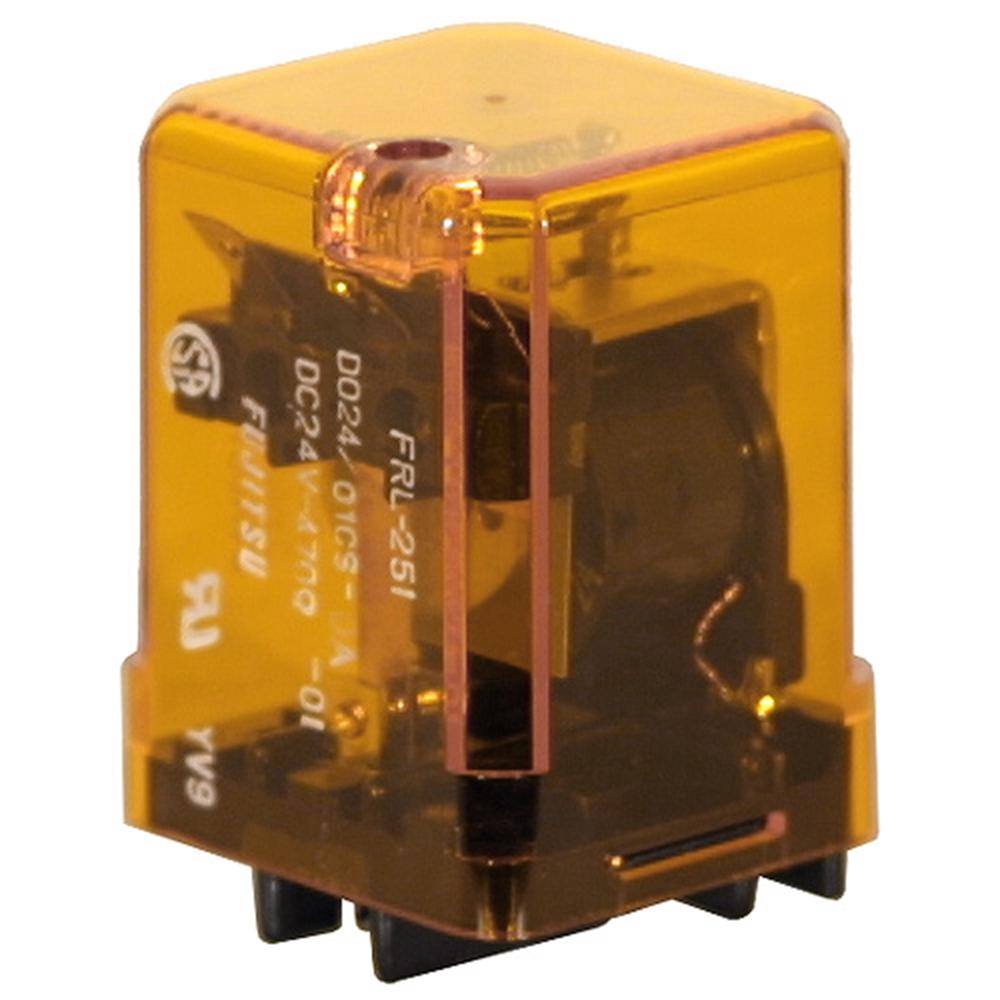 24 Volt Dc Spdt 10 Amp Relay Fujitsu Brands Electromagnetic