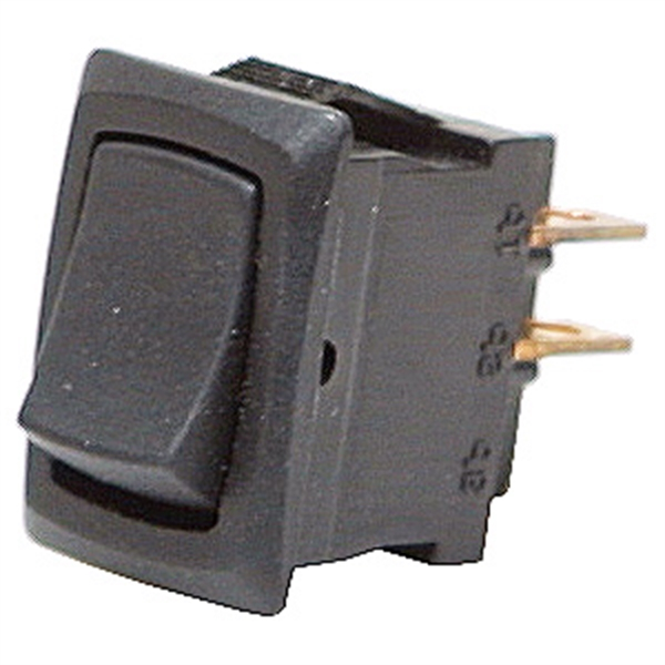 DPST 10 Amp Rocker Switch | Toggle Switches | Switches ...