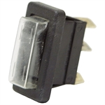SPDT Rocker Switch w/Protective Cover