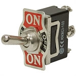 SPDT-CO Toggle Switch 20 Amps