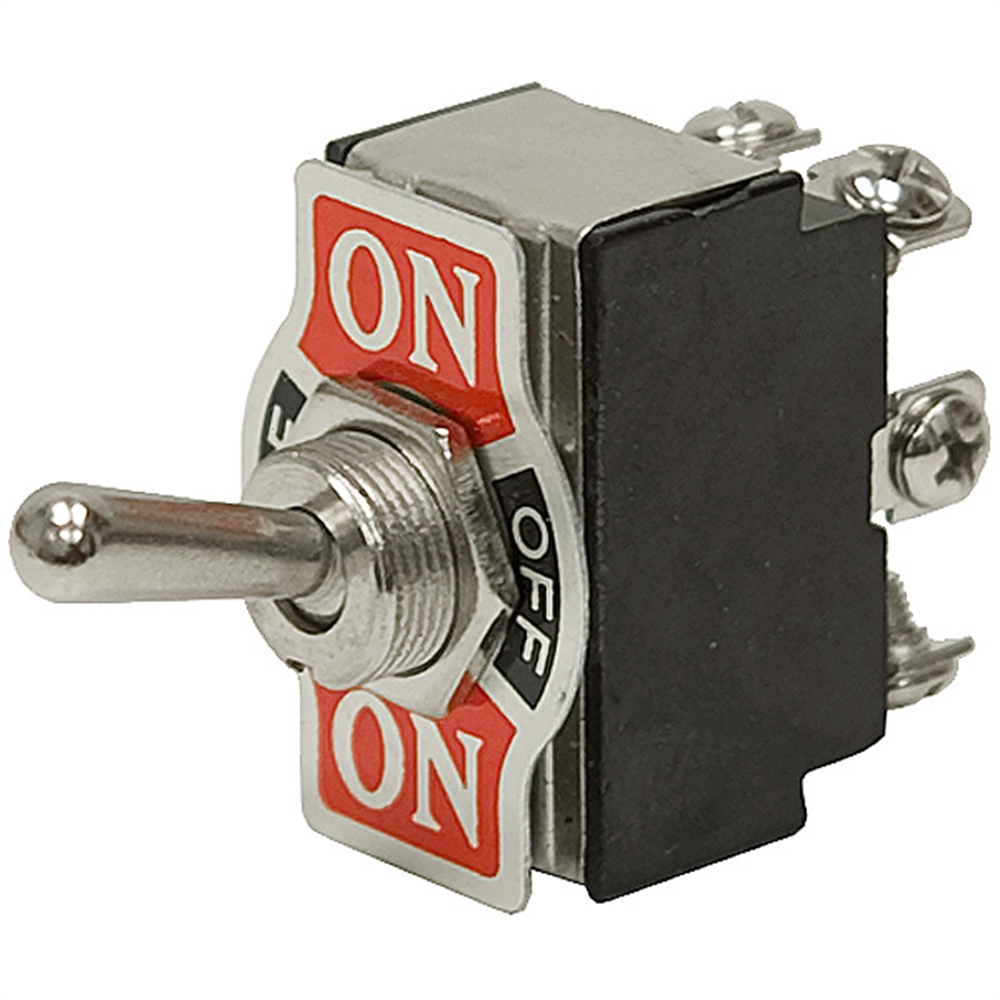 DPDT-CO Toggle Switch 20 Amps | Toggle Switches | Switches ...