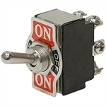 DPDT-CO Toggle Switch 20 Amps