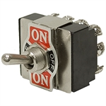 4PDT-CO Toggle Switch 15 Amps 66-1815