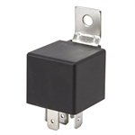 12 Volt DC SPDT 40 Amp Relay Steel Mounting Tab