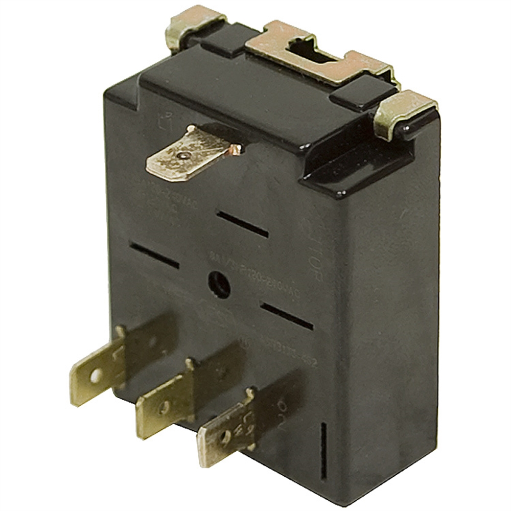 3 Position Rotary Switch